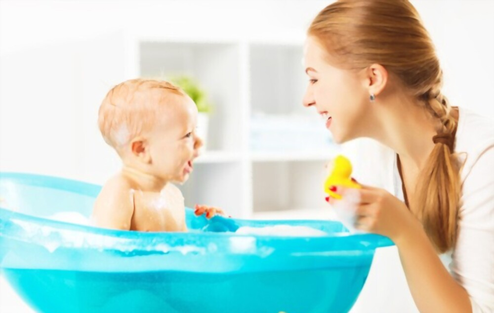 Water Baby Hygiene And Hydration Tricks For The Bath