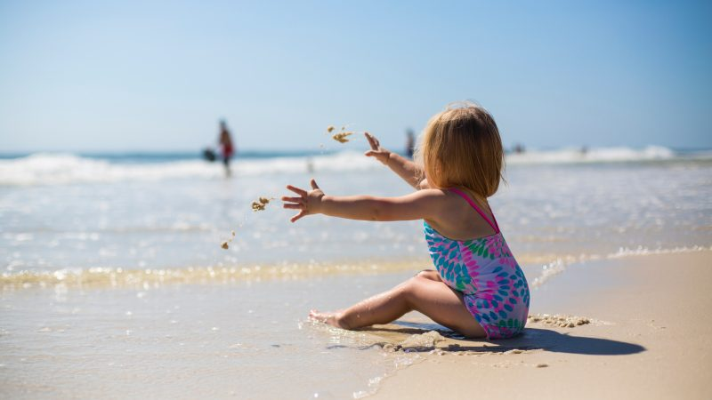 12 Baby Beach Essentials | What To Pack In Your Beach Bag